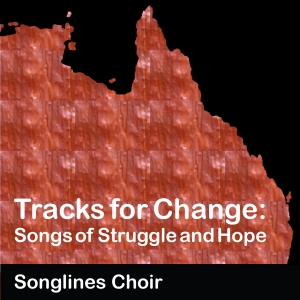 Tracks for Change CD cover